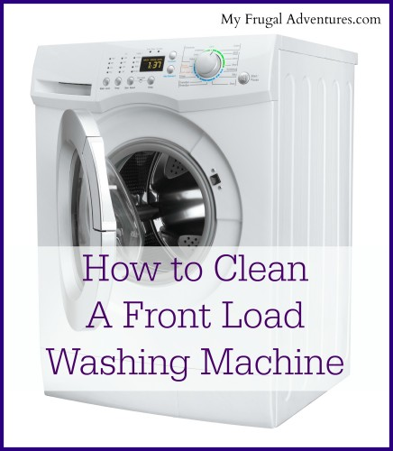 Deep-Clean Your Front Loader