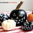 Make A Chalkboard Pumpkin