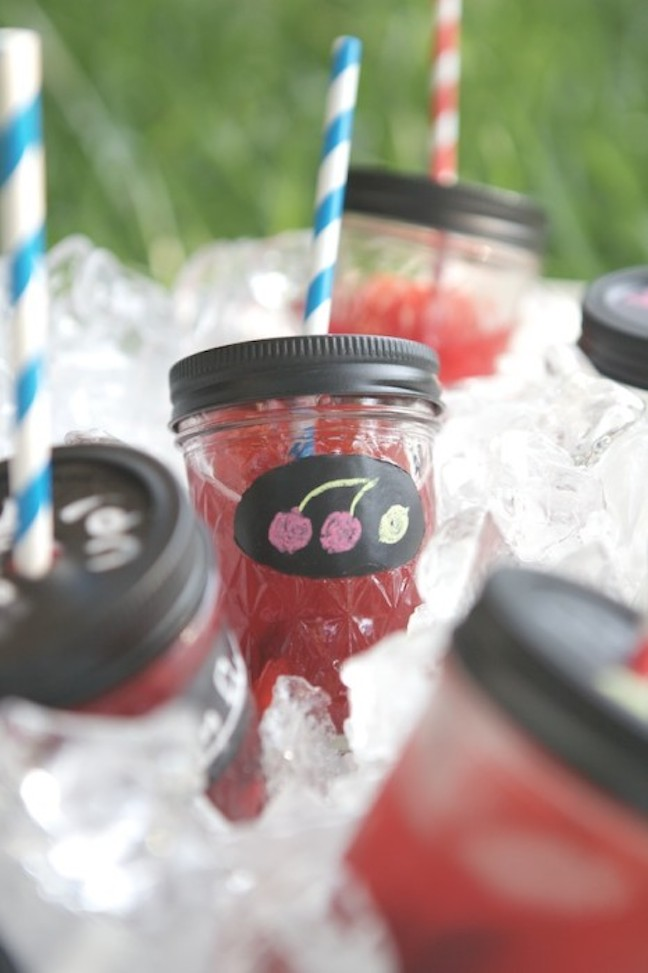 Entertain With: Jar Kids Drinks