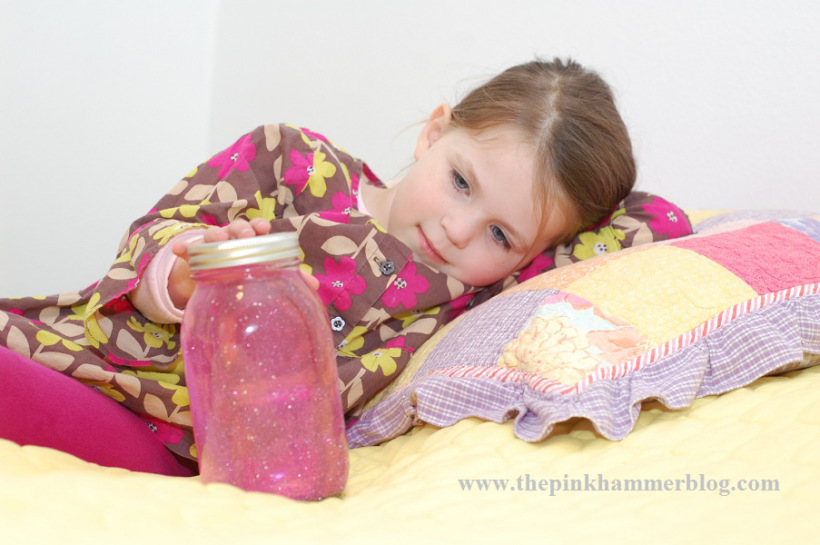 For the Kids: Make a Calm Jar