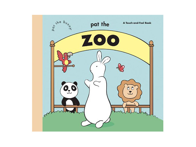 Pat the Zoo by Golden Books and LV Studio