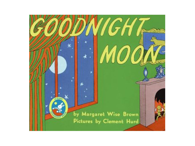 Goodnight Moon by Margaret Wise Brown and Clement Hurd