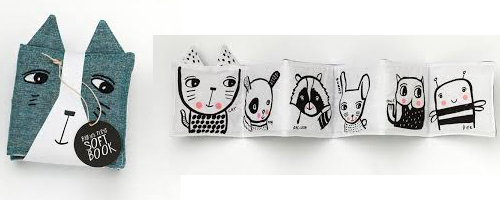 Wee Gallery Cloth Book