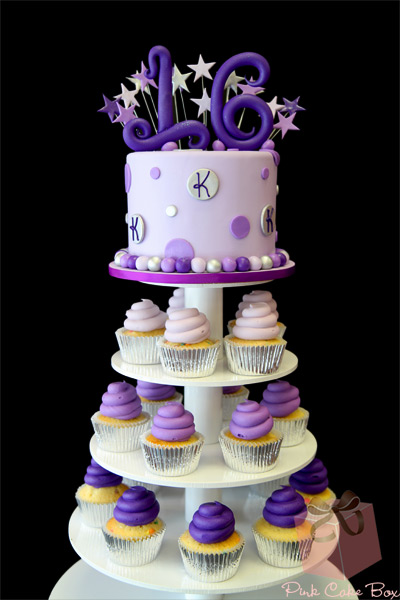 Stupendous 11 Super Sweet 16 Cake Ideas Your Teen Will Love Personalised Birthday Cards Veneteletsinfo