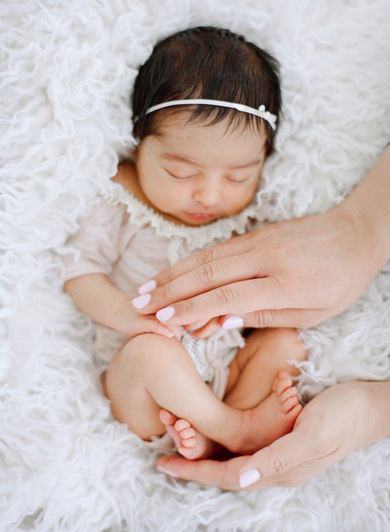 Teeny, Tiny Newborn Baby Pictures