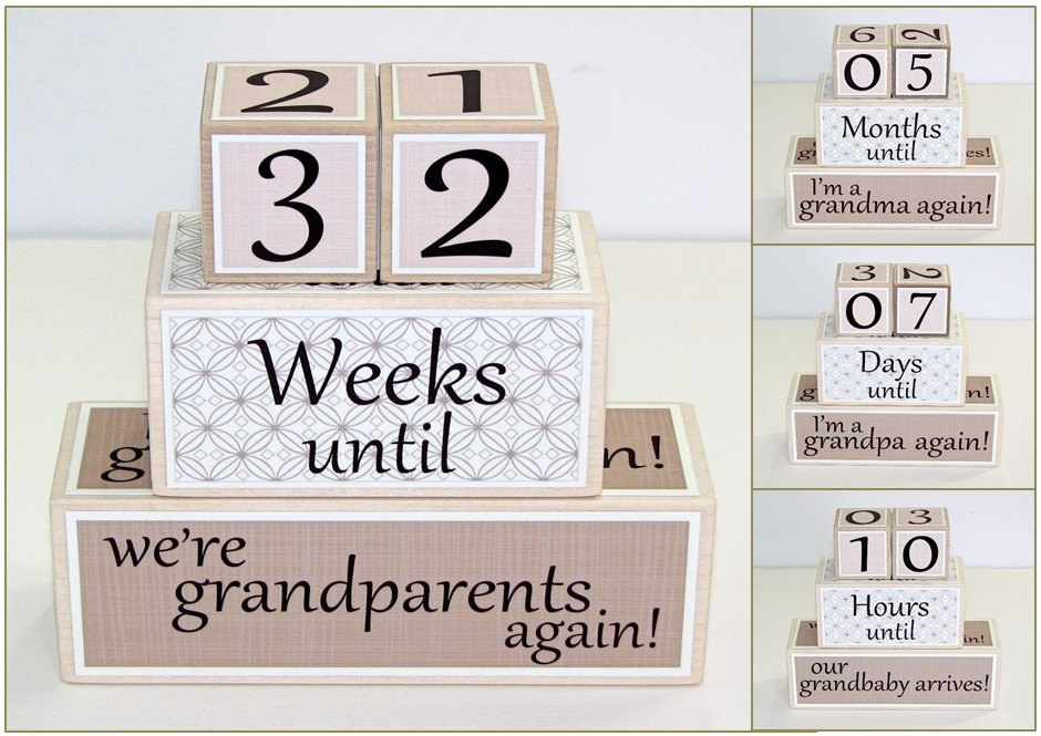 Creative Ways To Announce Your Pregnancy To Your Parents – Grandparents Announcement Baby