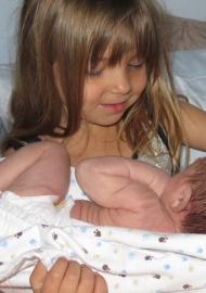 Sibling's First Look