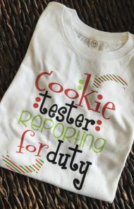 Cookie Tester Reporting For Duty