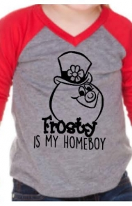 Frosty Is My Homeboy