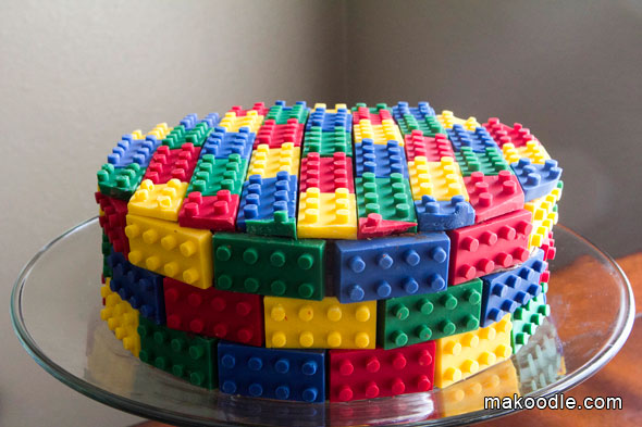 Lego Cake Mold Ideas