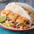 Prawn Tacos with Spicy Coleslaw