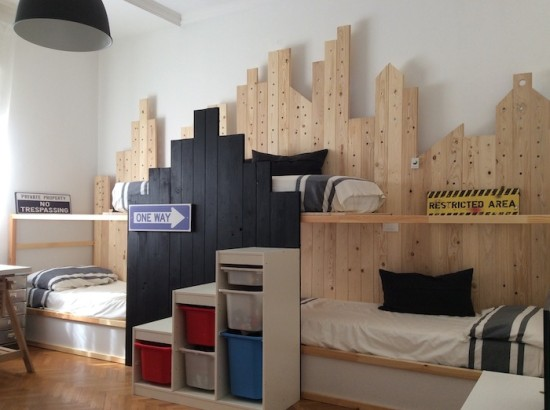 City Skyline Bunk