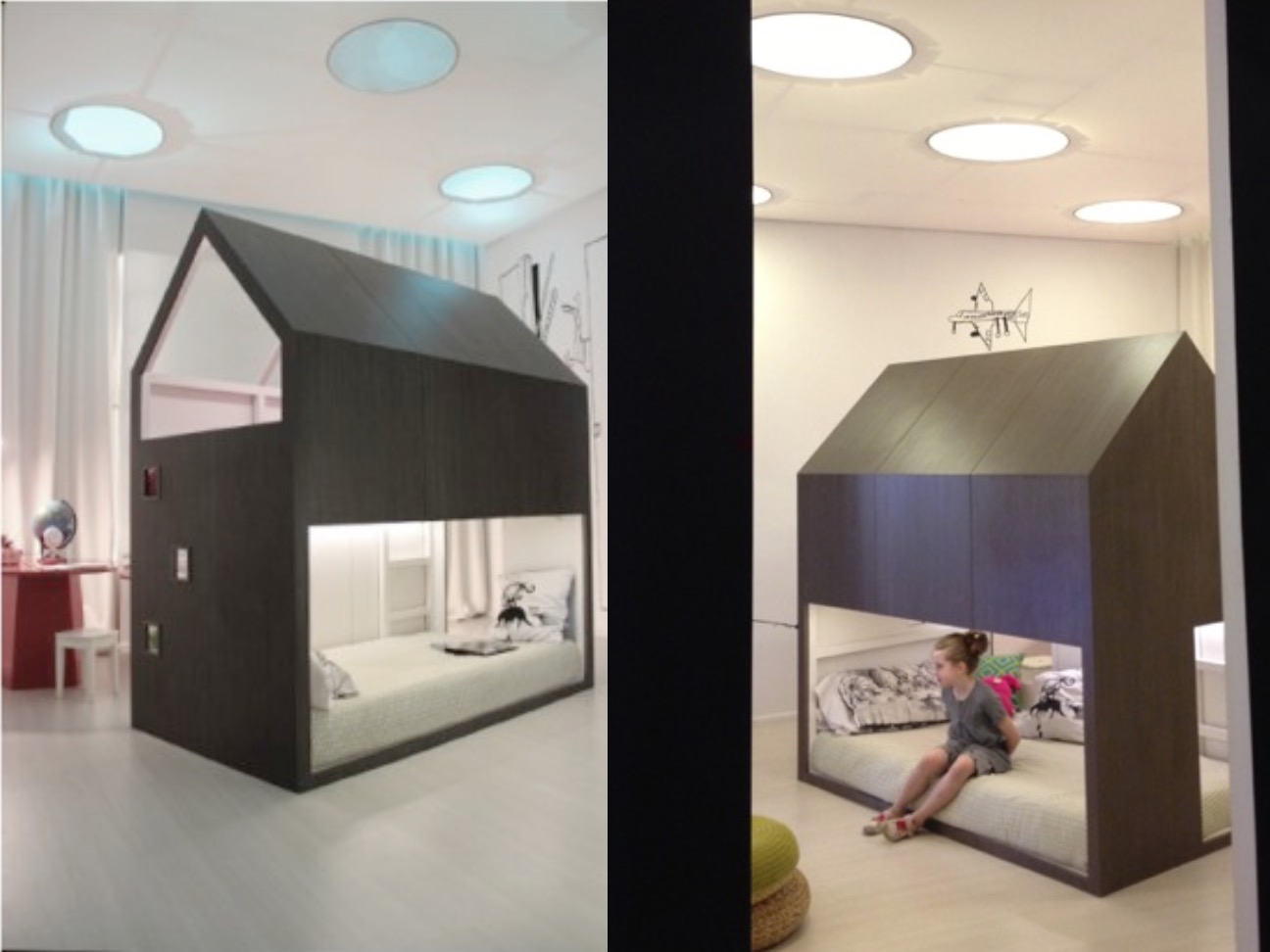 Tiny Box Room Ikea Stuva Loft Bed Making The Most Of: 31 IKEA Bunk Bed Hacks That Will Make Your Kids Want To