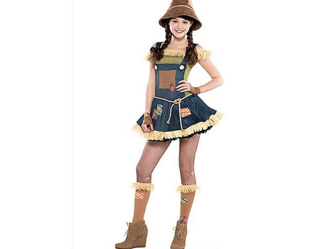 sexy scarecrow - Womens Halloween Costumes Not Skanky