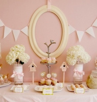 Little Pink Birdies Theme