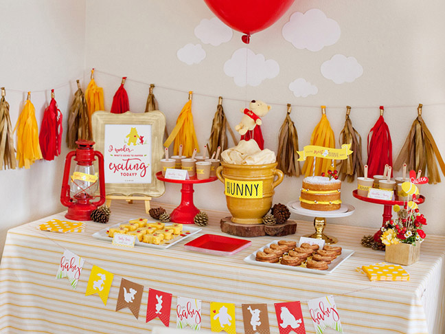31 Non Tacky Non Overused Baby Shower Themes