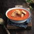 Creamy Tomato Soup Grilled Cheese Croutons