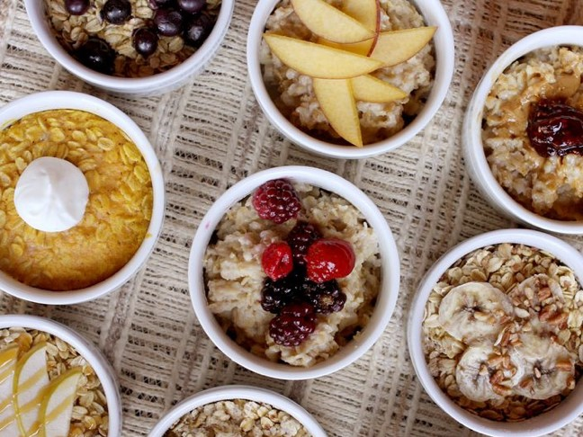 A Beautiful Mess Oatmeal Recipes