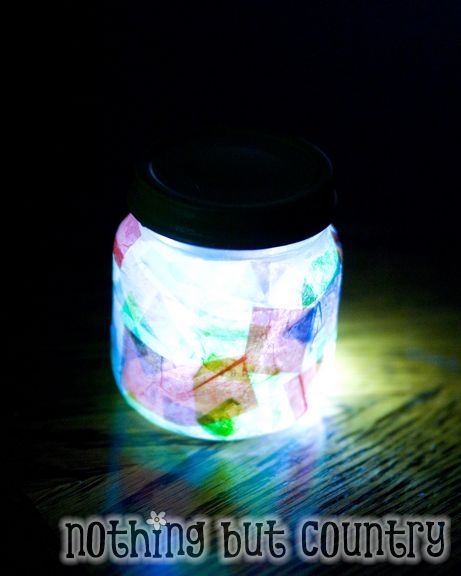 A Night Light for Your Kiddos