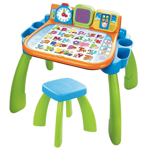 Vtech Touch U0026 Learn Activity Desk