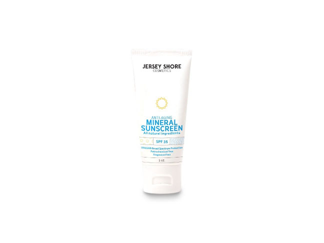 Jersey Kids Organic Sunscreen Baby Safe, SPF 30