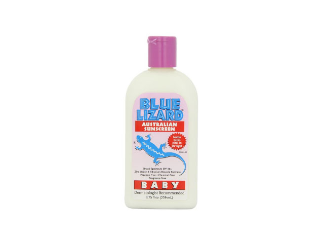 Blue Lizard Australian SUNSCREEN, SPF 30+