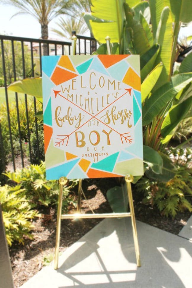 Totally Cool Baby Shower Themes For Boys
