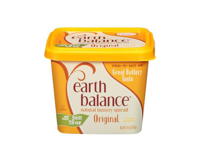 Butter: Earth Balance Buttery Spread