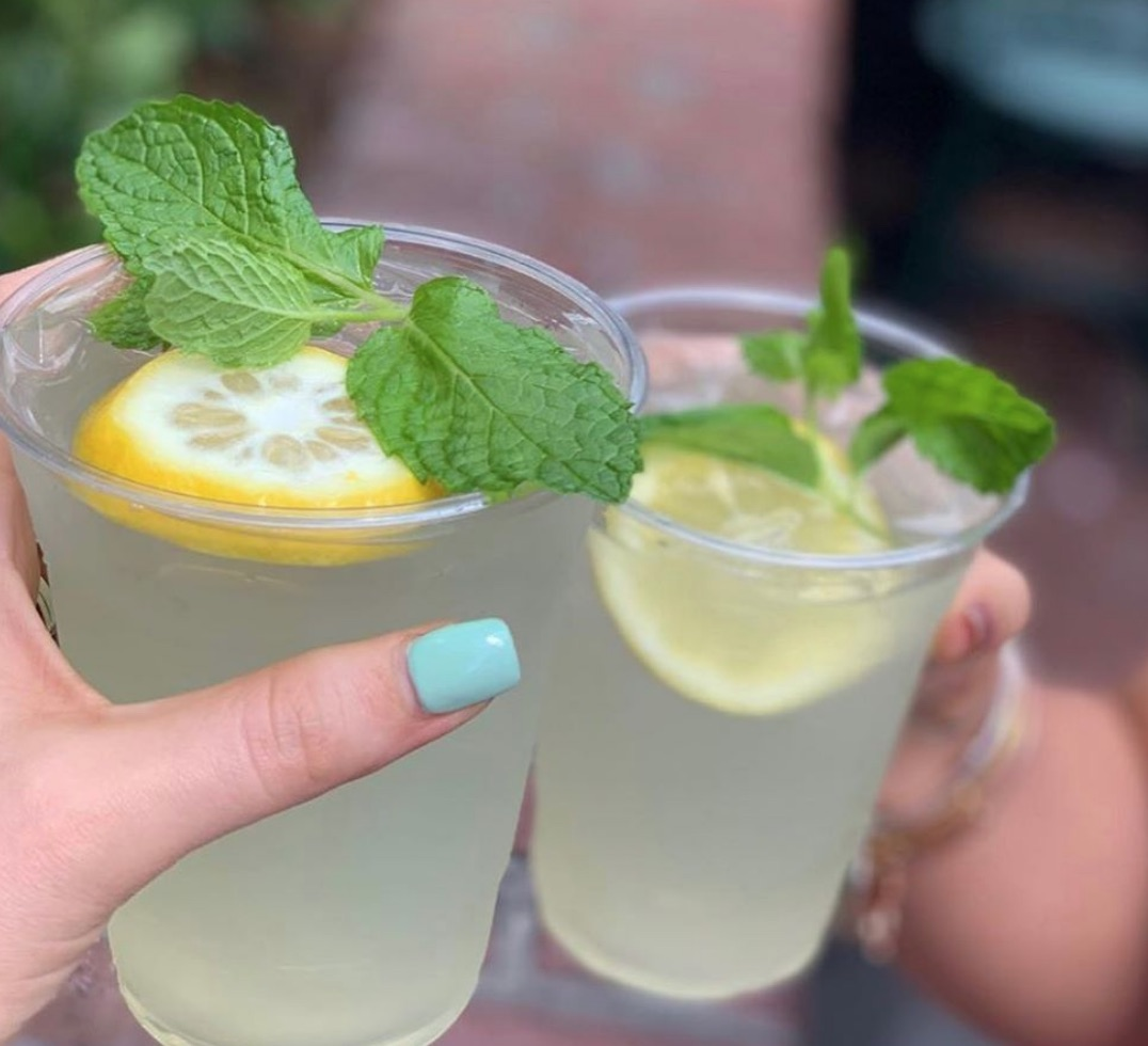 Disneyland-Inspired Mint Julep