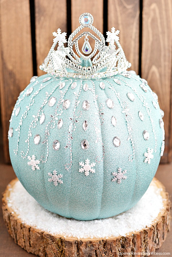 twinkly blue - Frozen Halloween Decorations