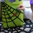 Spider Web Treat Bags
