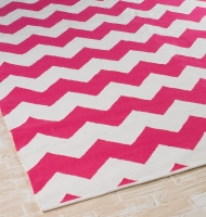 Ziggy Chevron Indoor/Outdoor Rug