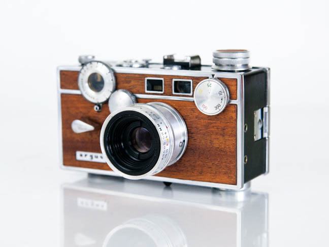 Refurbished Cameras from Anchors and Anvils