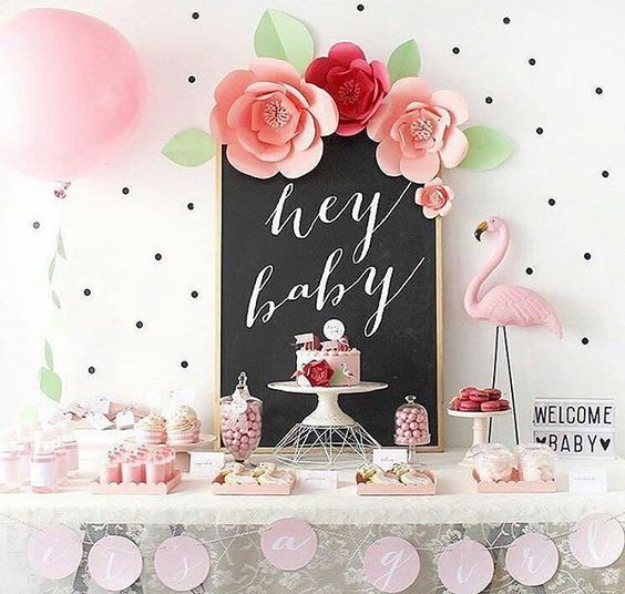 Super Fly Baby Shower Themes For Girls