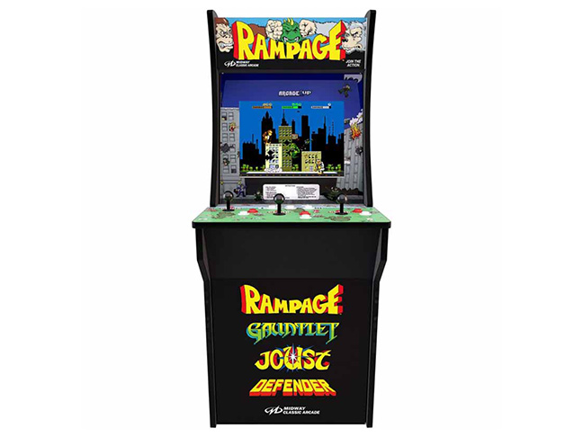 Classic Stand-Up Arcade Games