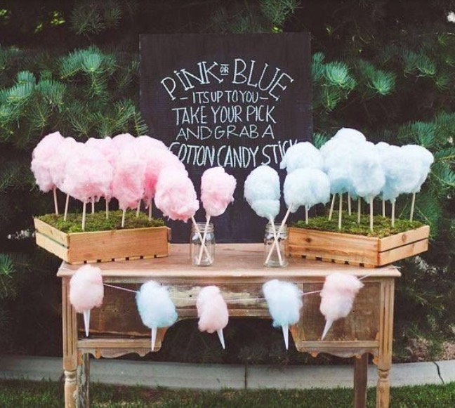 Cotton Candy Bar