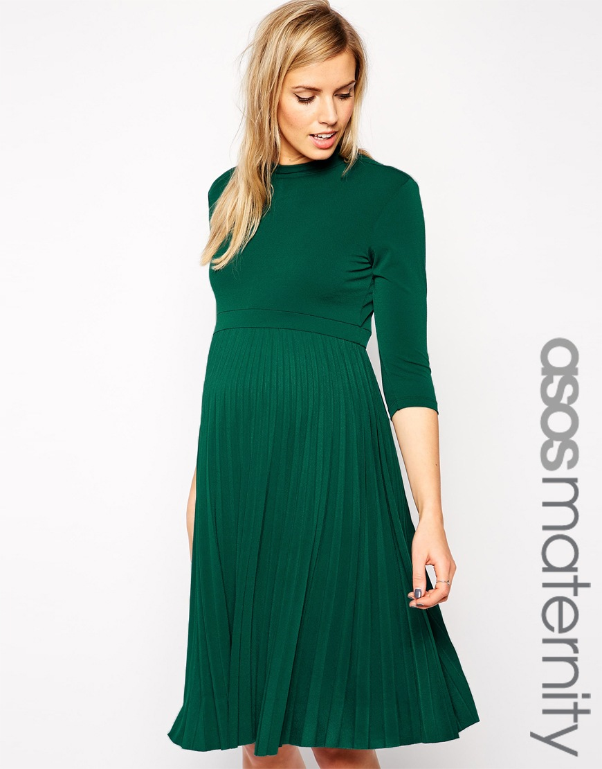 5 stylish maternity dresses for the holidays dancing queen ombrellifo Gallery