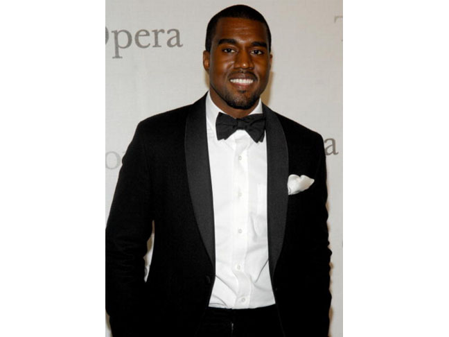 The Controversial Dad: Kanye West