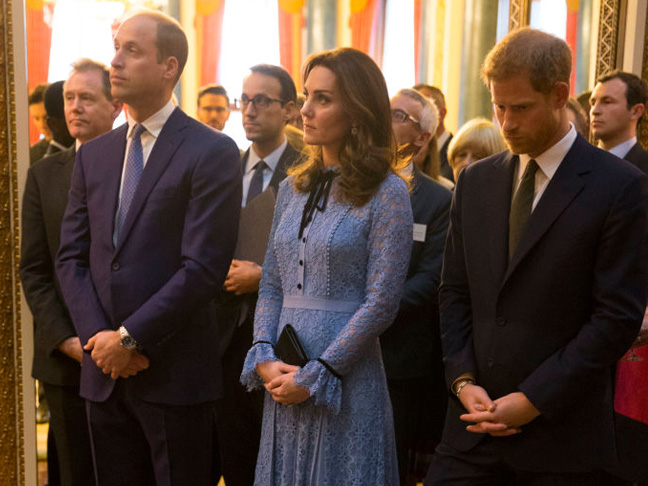 Kate Middleton's First Public Appearance Since Announcing Third Pregnancy