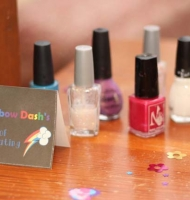 Rainbow Nash Nail Salon