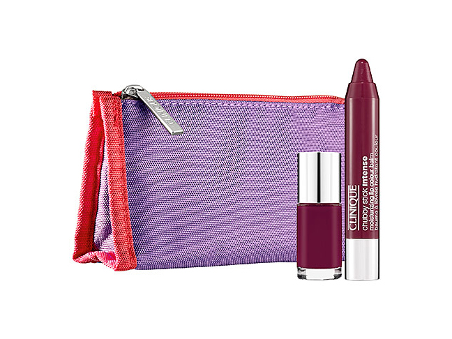 Chubby Stick Intense Moisturizing Lip Color Balm in Grandest Purple