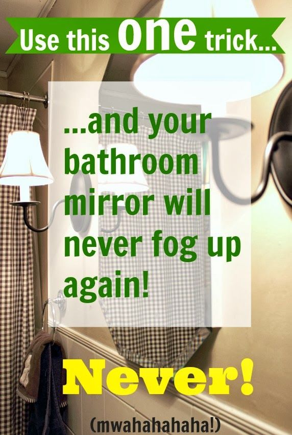 15 spring cleaning hacks for people who hate cleaning for How to clean bathroom mirror without streaks