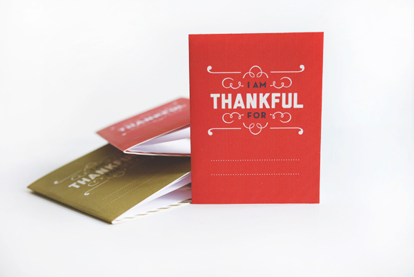 Thankful Booklets