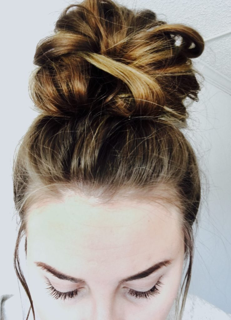 Looped Top Knot