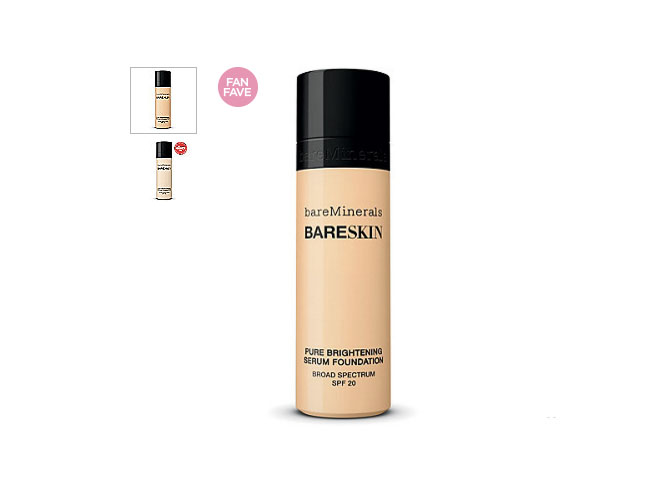 Best foundation to cover wrinkles