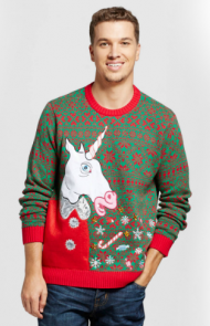 The Vomiting Unicorn Sweater