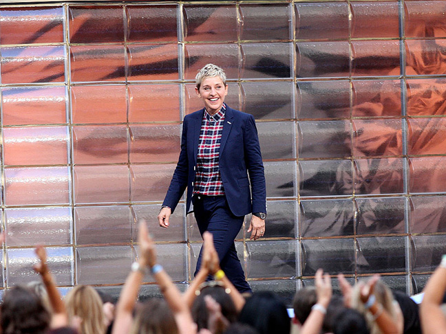 The Ellen DeGeneres Show (or Another Favorite)