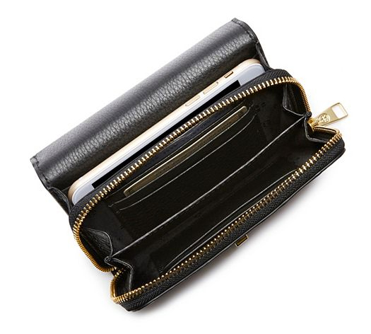 The Small Smartphone Wallet Wristlet